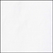Linen fabric sample, white